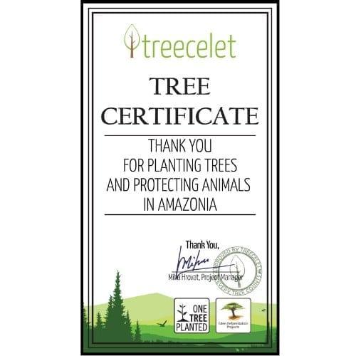 Amazonas Zertifikat
