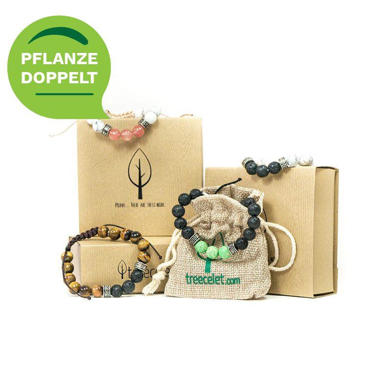 Ultimatives 4er-Pack Tierrettungspaket + Geschenkverpackungen