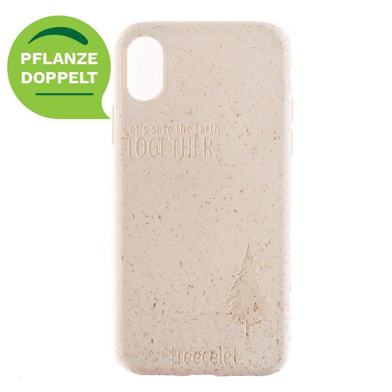 Biologisch abbaubare Handyhülle für iPhone X/XS & 7/8
