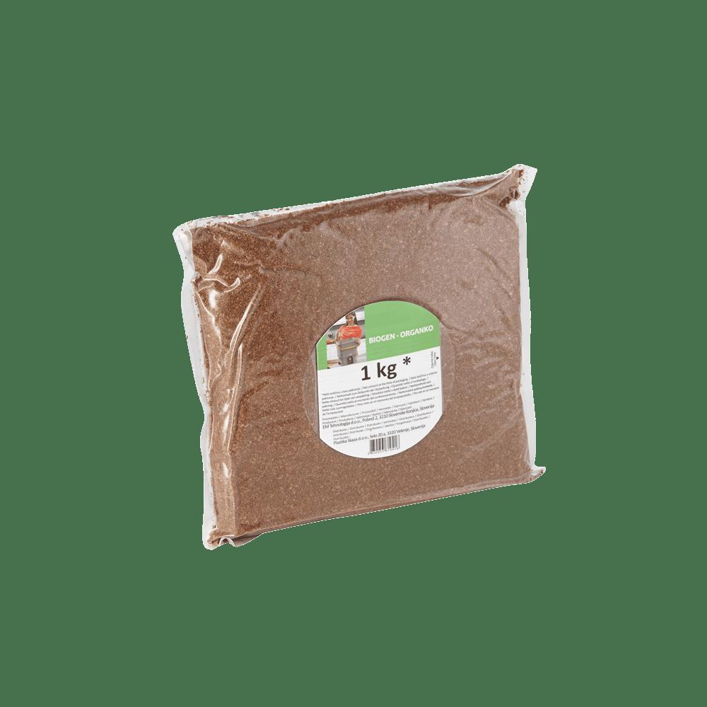 Bokashi Ferment | Kompostaktivator mit Effektive Mikroorganismen (EM), 1kg